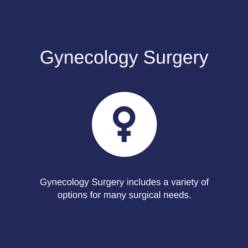 Gynceology Services & Surgery in Richardson, TX