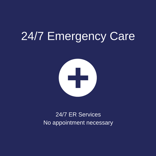 24/7 Emergency Care in Richardson, TX