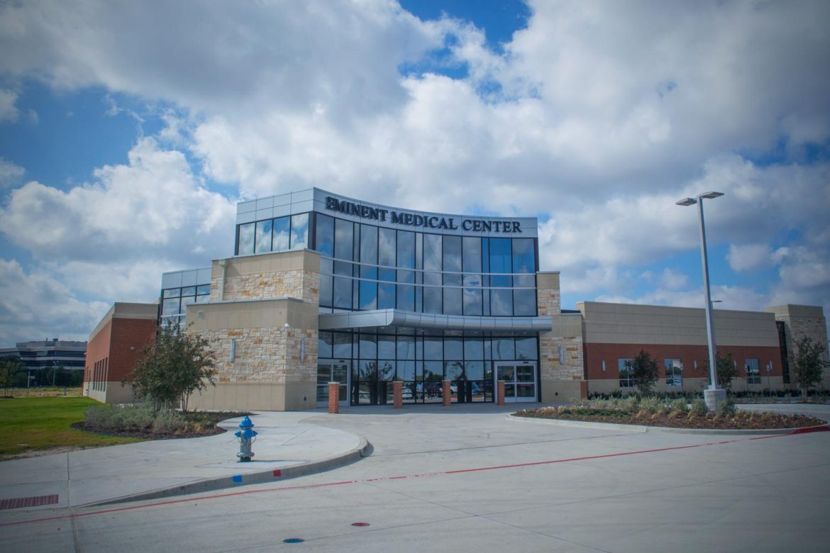 What makes Eminent medical center stand out?