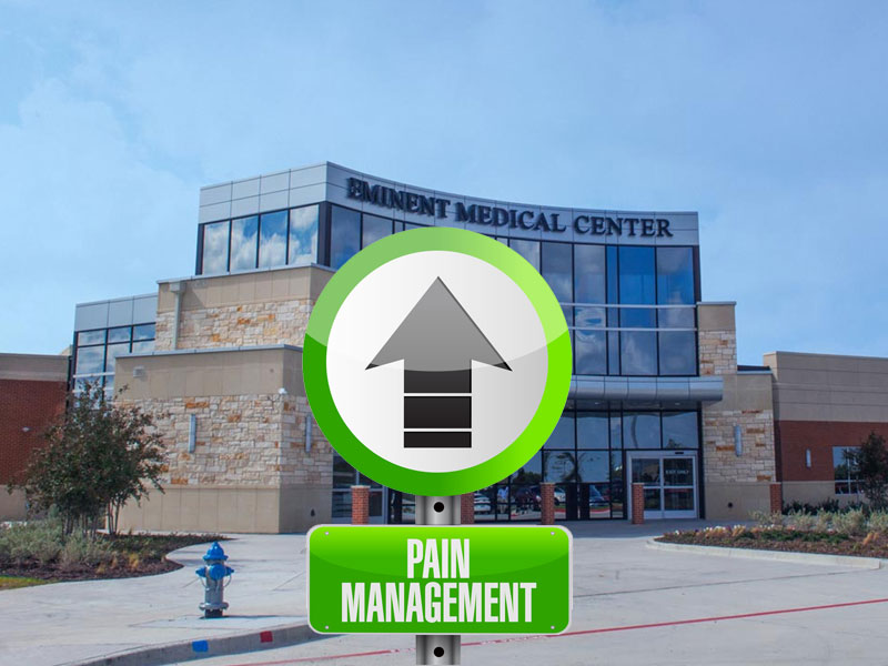 What is pain Management and how can Eminent Medical Center help?