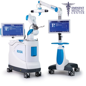 Eminent Medical Center Highlights Potential Benefits Of The ROSA® Knee System for Total Knee Replacement!
